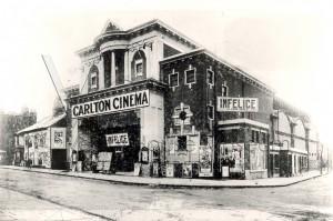 Carlton Cinema High Street E17 1916