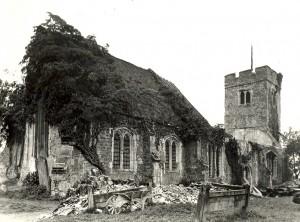 Chingford Old Church c1890