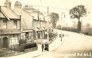 Chingford Road