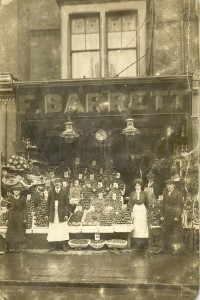 F. Barrett Greengrocers