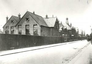 Gamuel Road Schools c1905