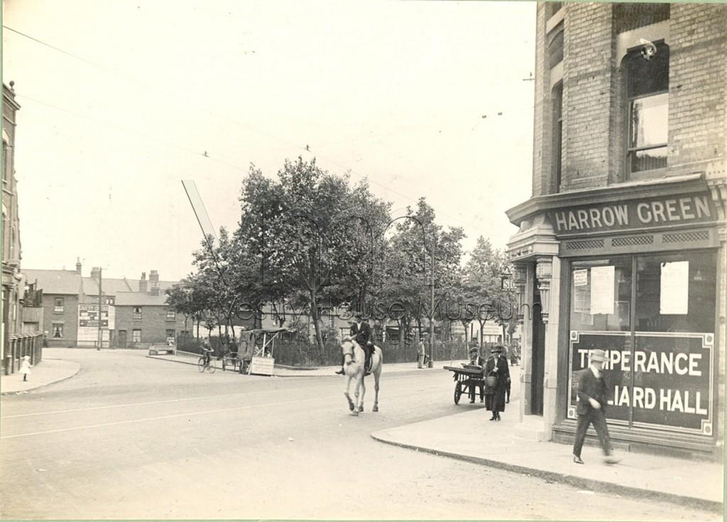 Harrow Green, Leytonstone from West Street