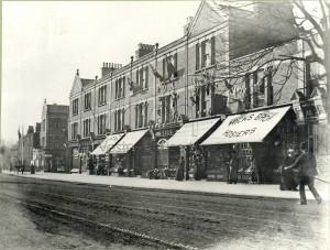 High Road, Leytonstone from Harrington Road to Vernon Road