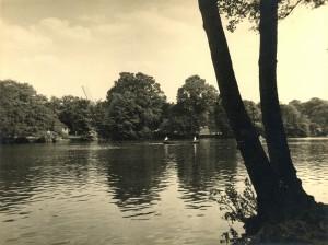 Highams Park Lake c1925