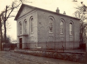 Knotts Green Wesleyan Mission, Leton, October 1896