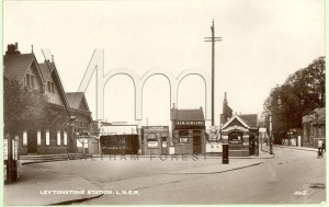 LNER Station 1930
