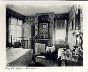 Large flat bedroom window, Winns Avenue