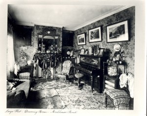 Large flat drawing room, Markhouse Road