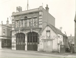 Leytonstone Fire Station High Road 1929