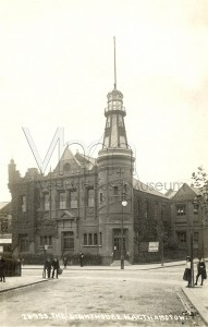 Lighthouse Methodist Church c1907