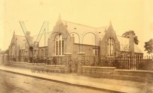 Monoux School High Street Walthamstow