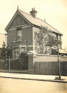 Selwyn Avenue Schools Caretaker House