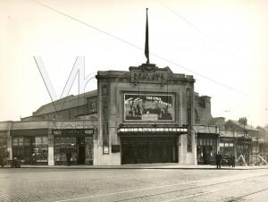 The Savoy Cinema Lea Bridge Road Leyton c1929