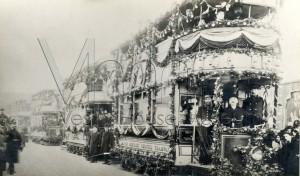 Tramways opening day
