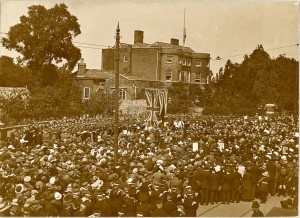 Unveiling the Cenotaph