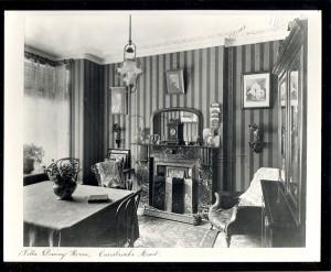 Villa Dining Room, Carisbrooke Road