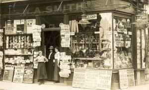 W. A. Smith, stationary shop