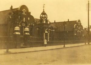 WE Whittingham Boys School