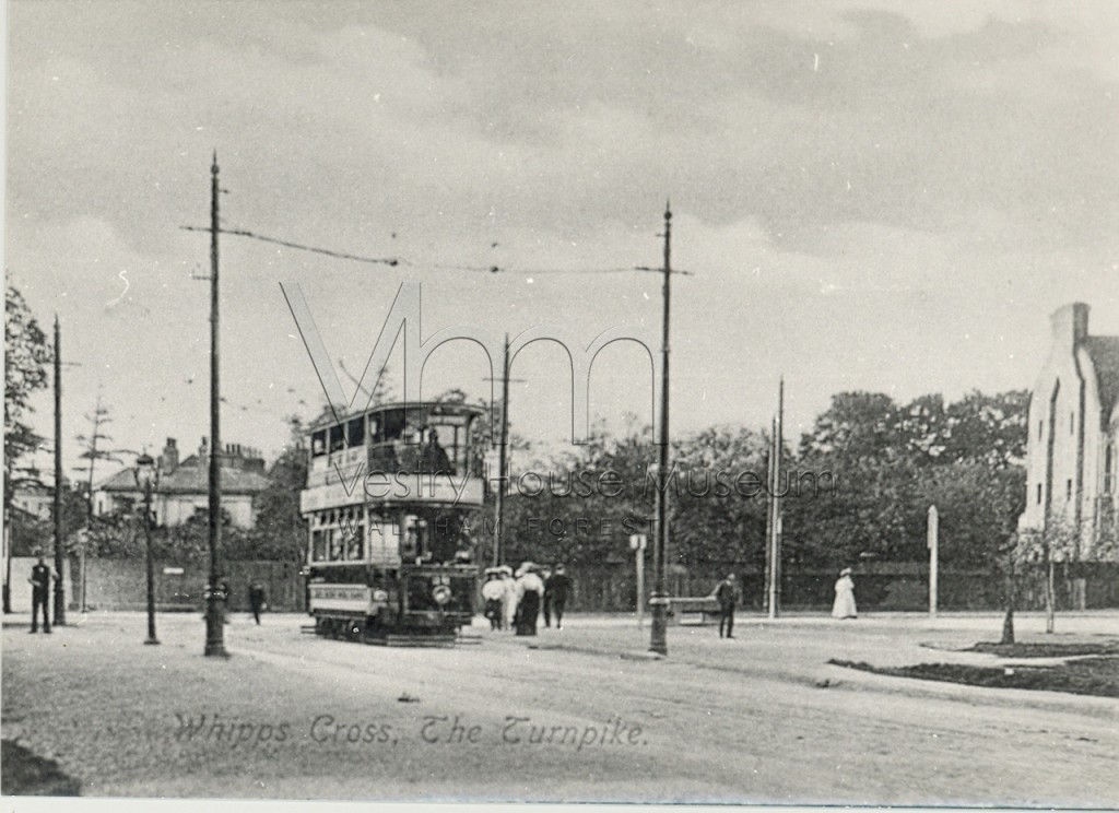 Whipps Cross Road Turnpike