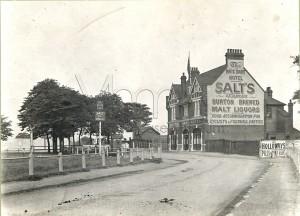 White Hart, Temple Mills