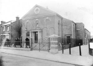 Wood Street Chapel