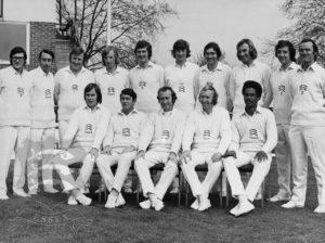 EssexCountyCricketClub1974