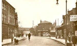 Wood Street Station