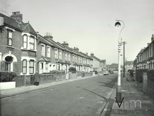 L66.2.619 Marchant Road from Lincoln Street 1961