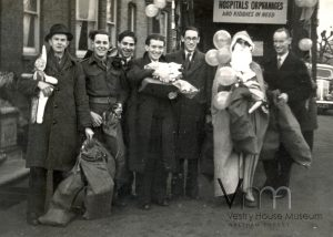 Granada Cinema Toy Appeal, Christmas 1949