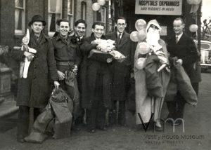Granada Cinema Toy Appeal, Christmas 1949