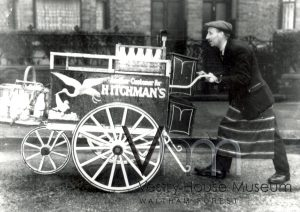 Hitchmans Dairies, Walthamstow.