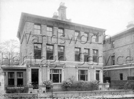 Upper Richmond Road- 1924