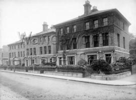 Upper Richmond Road  no date- Unknown Date