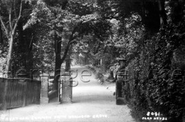 Streatham Common from Norwood Grove-  C1910