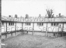 Grove Hospital, Tooting Grove- 1955