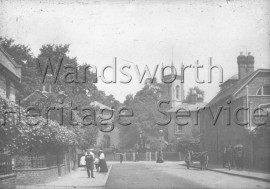 Bickersteth Road, Tooting-  C1900