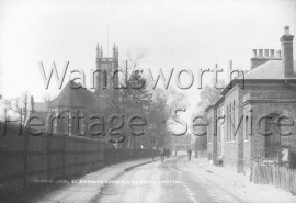 Church Lane, Tooting –  C1906