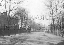 Church Lane, Tooting, –  C1906