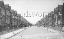 Crowborough Road, Tooting, –  C1910