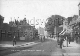 Mitcham Road- 1906