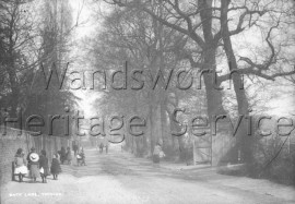 Rectory Lane, Tooting- 1906