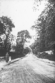 Rectory Lane, Tooting, – c1900