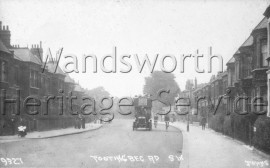 Tooting Bec Road-  C1920
