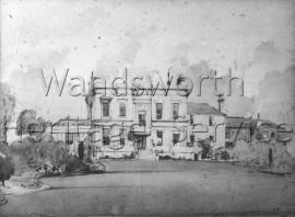 St  John's Lodge- 1840