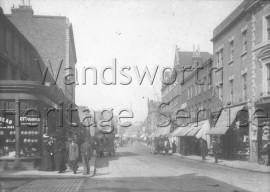 Tooting High Street- 1902
