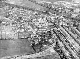 Aerial view of Earlsfield- 1935