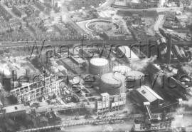 Wandsworth Gas Works- 1958