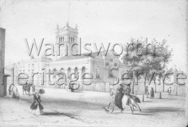All Saints Church, Wandsworth High Street- 1848