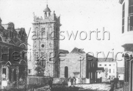 All Saints Church, Wandsworth High Street- 1810