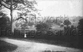 Wimbledon Park-  C1895